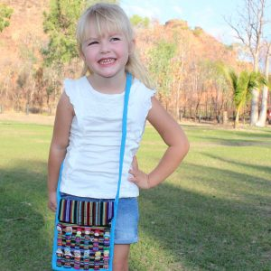 Worry Doll Shoulder Bag | Mindful Little Minds