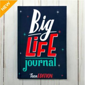 Big Life Journal for Teens | Mindful Little Minds