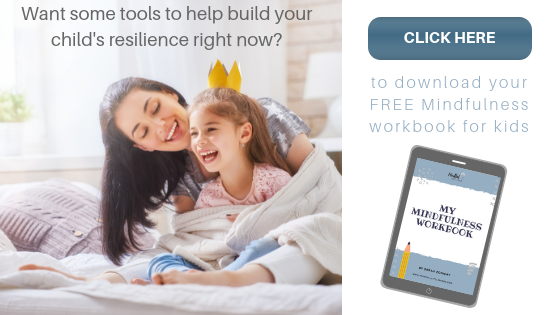 Get your free Mindful Little Minds Mindfulness Workbook for Kids