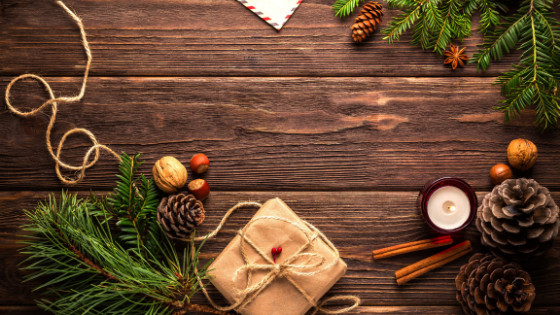 How to have a mindful Christmas blog