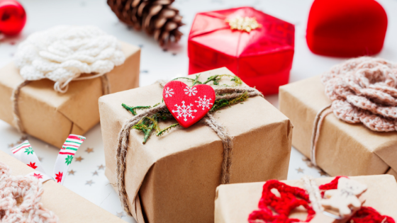 6 tips for mindful gift giving this Christmas by Mindful Little Minds
