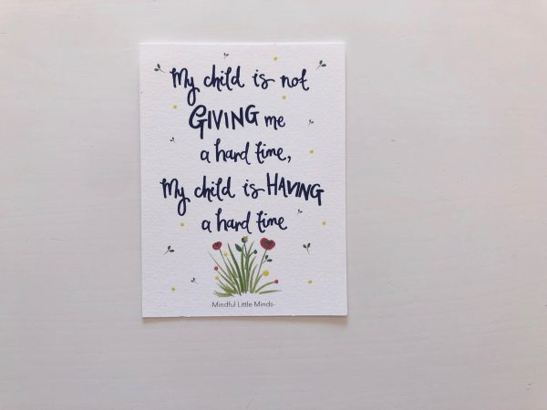 Calm Mama Mantra Cards | Mindful Little Minds