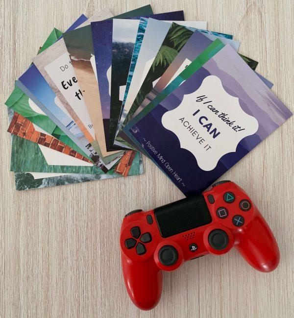Affirmation & Encouragement Cards | Affirmation cards for Teen Boys | Mindful Little Minds
