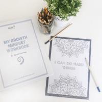 My Growth Mindset Workbook: Growth Mindset Activities for Kids | Mindful Little Minds