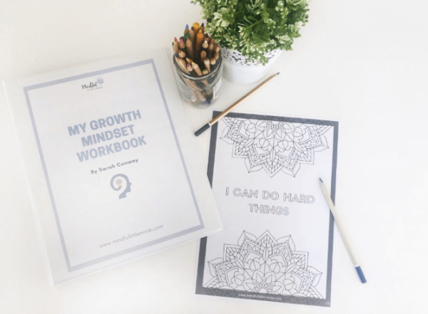 My Growth Mindset Workbook: Growth Mindset Activities for Kids | Mindful Little Minds