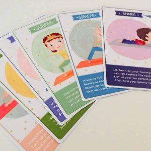 Mindful Munchkins Yoga Cards | Mindful Little Minds