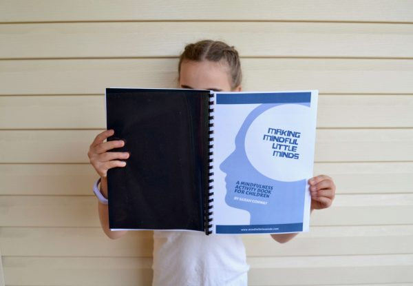 Mindfulness Activity Book for Kids | Mindful Little Minds