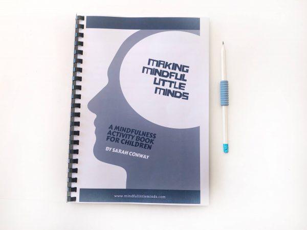 Mindfulness Activity Book for Kids   Mindful Little Minds