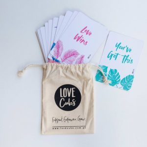 Affirmation Cards for Teens | Inspire Collection | Mindful Little Minds
