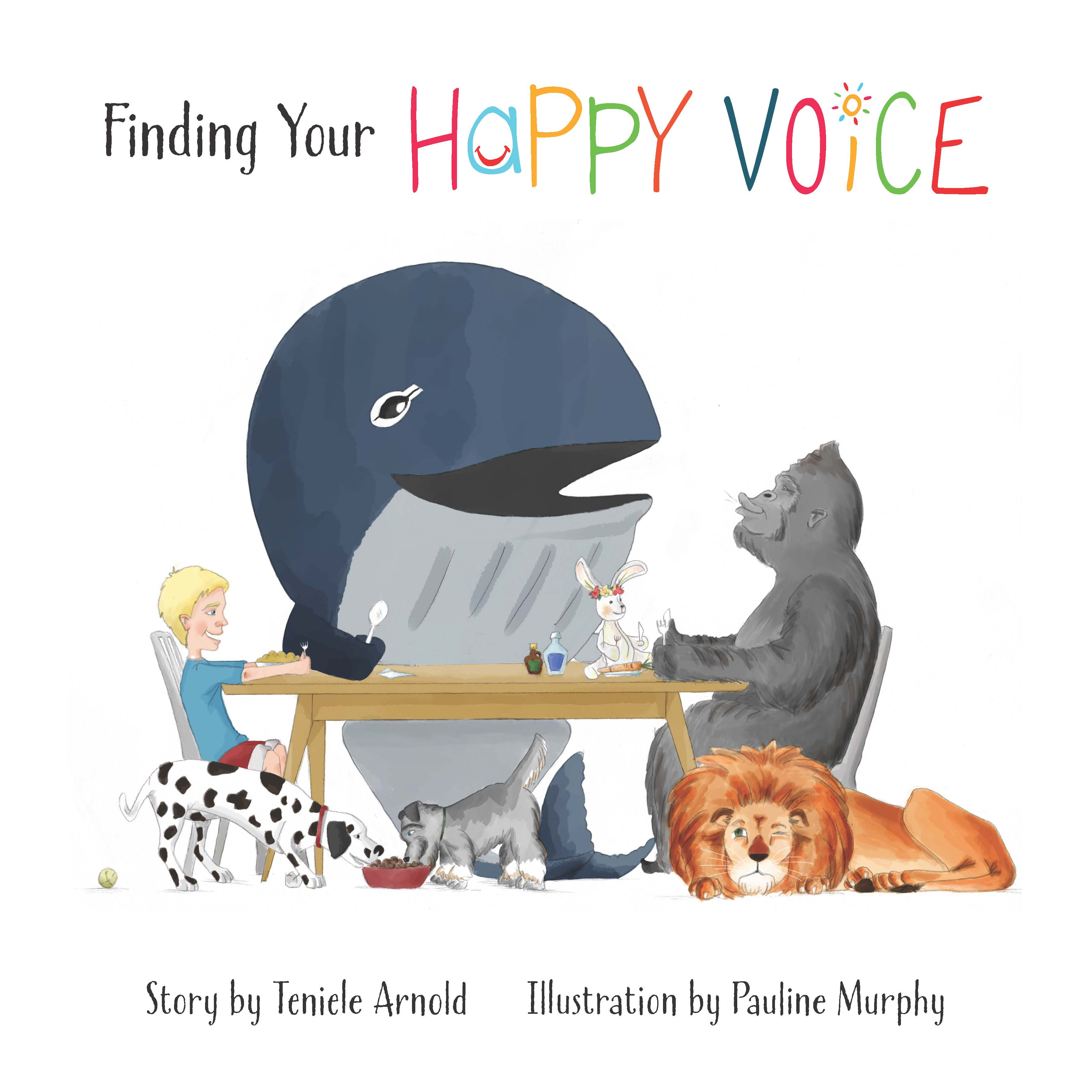 Finding Your Happy Voice | Mindful Little Minds