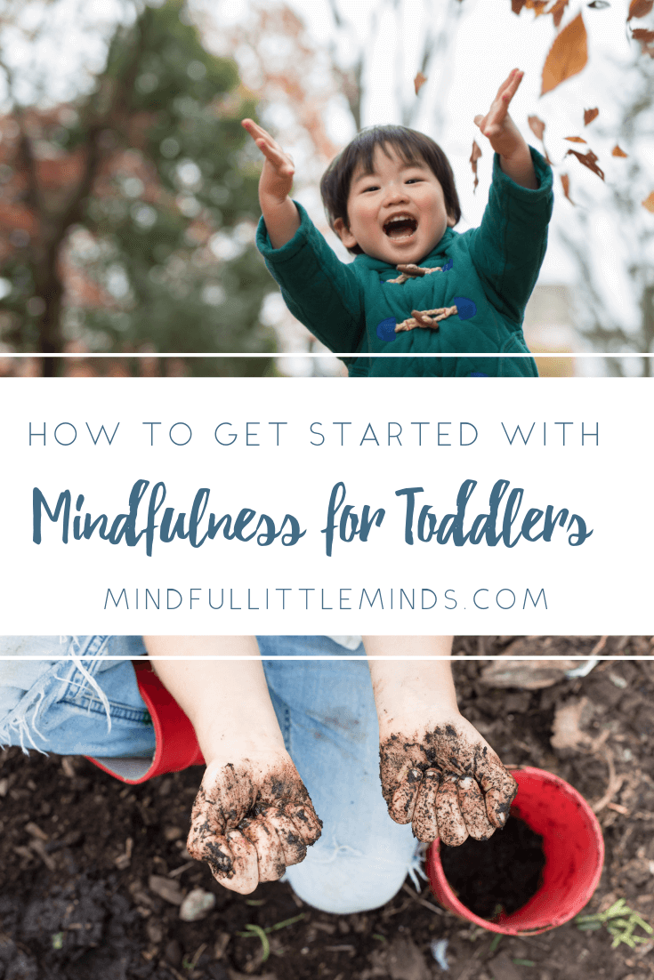 Mindfulness for toddlers: How to get started | Mindful Little Minds