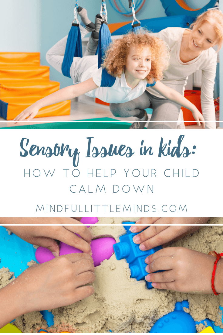 Sensory issues in children   Mindful Little Minds