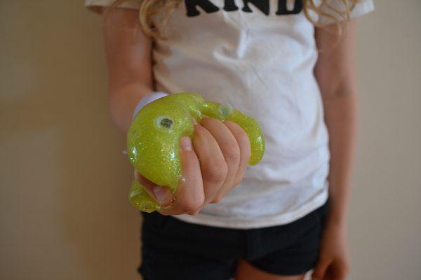 Halloween Slime | Mindful Little Minds