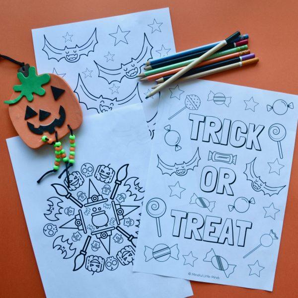 Mindful Little Halloween Activities   Mindful Little Minds