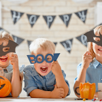 How to have a mindful Halloween with your kids